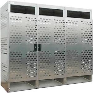 Aluminum High Pressure Cylinder Storage Cabinets, High Pressure Cylinder  Storage Cabinets , Cylinder Cabinets, Cylinder Racks, Cylinder Storage  Cabinets