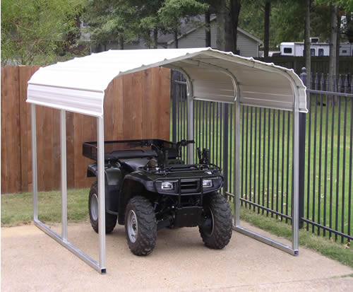 atv steel storage shelter & Carports Steel Shelters Storage Shelters Boat Vehicle