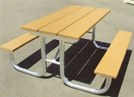 Recycled Plastic Tables
