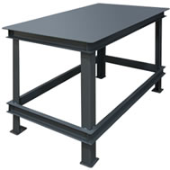 extra heavy duty machine table