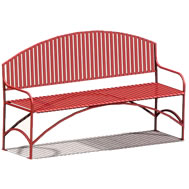 steel english benches