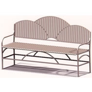 steel summerfield benches