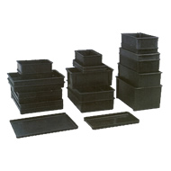 fiberglass esd boxes