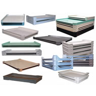 trays for ventilation