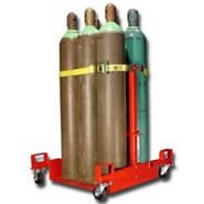cylinder transport pallet