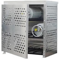 aluminum fork truck cylinder cabinets