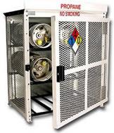 Fork Truck Cylinder Cabinets