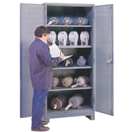 all-welded super stron cabinets
