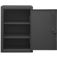 narrow stationary solid security cabinets