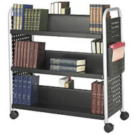 mobile book carts