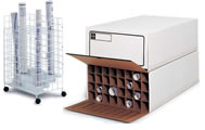 roll filing systems