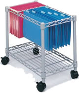 tub file carts