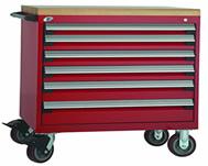 heavy duty single mobile cabinets