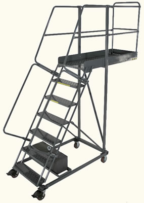 Cantilever Ladders Truck Dock Access Ladder