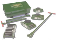 nyton series load rollers