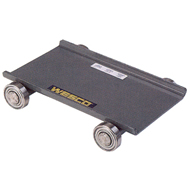 steel deck machine dolly