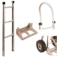 replacement parts for magline hand trucks