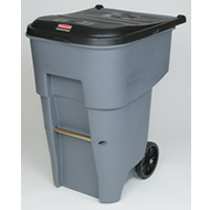 rubbermaid roll out containers