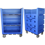 329448dc7a1d Housekeeping Carts, Cleaning Carts, Linen Trucks, Laundry Caddy ...