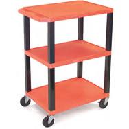 color industrial carts