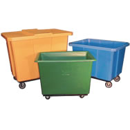 poly box trucks