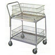 Heavy Duty Utility Carts Maile Wire Office Foldaway