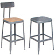 all welded stools