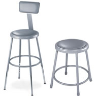 padded seat stools