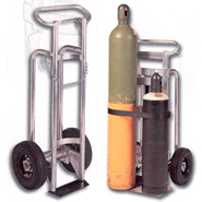 ezy-rol aluminum gas cylinder trucks
