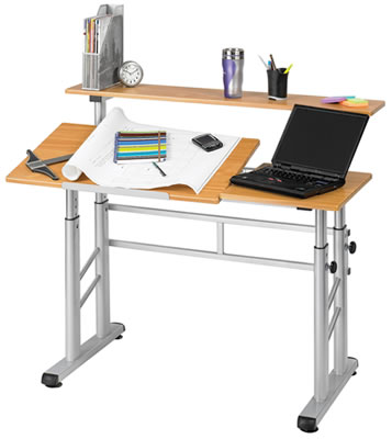 Drafting Tables Drafting Table Adjustable Drafting Table
