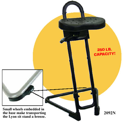 ergonomically designed sit stand stools  sc 1 st  FS Industries & Ergonomic Sit Stand Stool Chairs Shop Stools Stools Sit Stand ... islam-shia.org