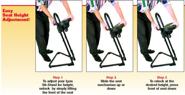 ergonomic stools
