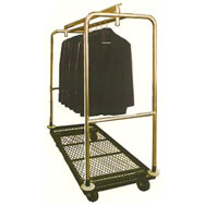 industrial laundry carts