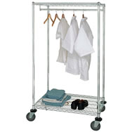 wire garment racks