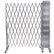 heavy duty steel portable gates