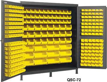 Elegant Heavy Duty All Welded Bin Cabinets, Plastic Bin Welded Cabinet, Bin Storage  Cabinet