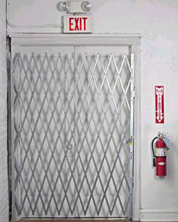 ... heavy duty single steel folding gates & Collapsible Gates Door Gates Folding Gates Steel Folding Gates