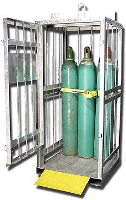 Cylinder Cabinets Cylinder Transport Cylinder Storage
