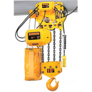 nerm large capacity electric chain hoists