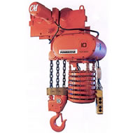 powerstar electric chain hoist