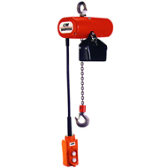 shopstar electric chain hoist