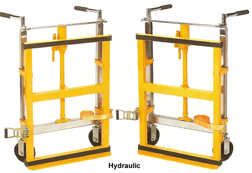 Hydraulic Furniture Lift : Furniture movers dollies machine dolly pallet