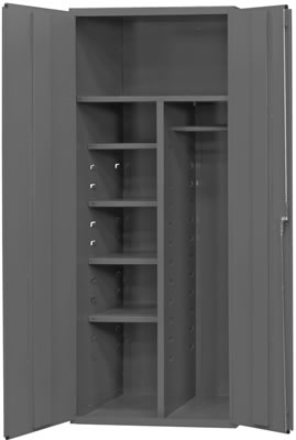 Heavy Duty Clearview Lockable Storage Cabinet Heavy Duty