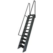 Flush Top Tread Ships Ladder