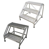step stands and stools