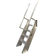 weled aluminum ships ladder