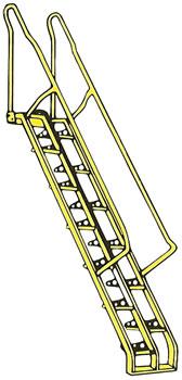 Ordinaire STEEL STAIRS