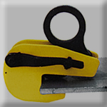 model ths horizontal plate clamp with lock