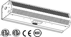 air curtain installation instructions
