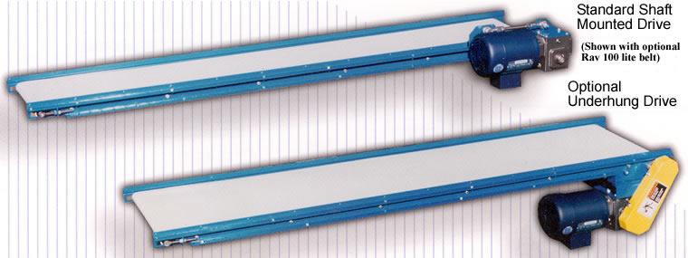 Conveyor Bed Frame Parts